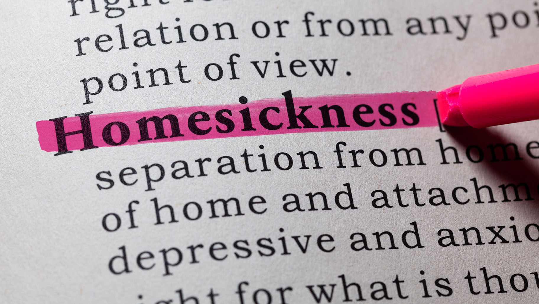 Homesickness in College Students | Cappex
